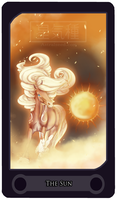 The Sun - Tarot Card by Astralseed
