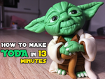 How to make a Yoda in 13 minutes by Nydrli