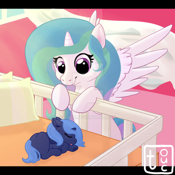My Little Sister by touc