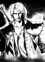 Devil May Cry 5 by ChristianWillett