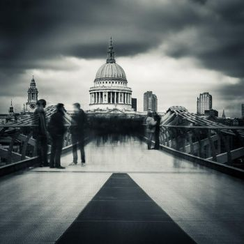 St Paul's II by AlexMarshall