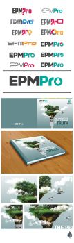 EPM Pro Project Logo and Booklet Cover by AimanMD