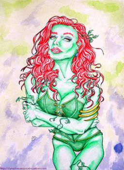 Poison Ivy - Eco-Friendly by IAmABananaOo