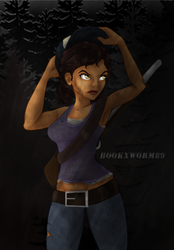 Clementine by bookxworm89