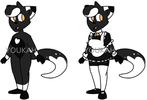 Maid Adopt (Open) by Youkah