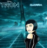 Quorra by Psych93