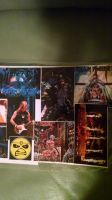 Iron Maiden Collage 3: Right Side by Crazdmetalhead009