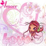 Amore Wallpaper by HeartofSerenity