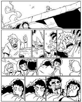 Zombie,tx example page by DonoArtz