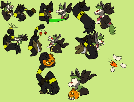Hallow's Eve Fun by LemCrossview