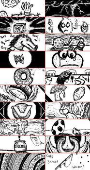 Miiverse collection 2 by BigTippi