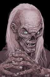 Crypt Keeper- Tales From The Crypt Keeper art by quasilucid