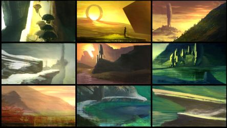 Thumbnails20170903 by xistenceimaginations