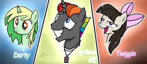C. Entry - Ponies That Want To Be Other Ponies by Time-Zeb-Cifra