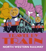 Travel By Train North Western Railway by IsleofOahu