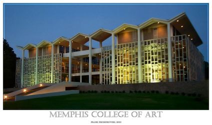 Memphis College of Art by fdpiech