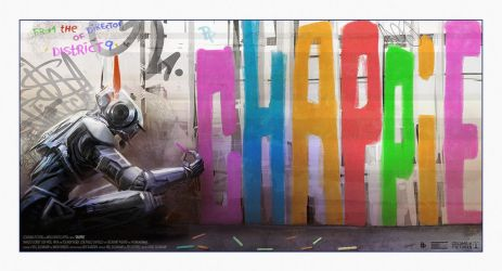 Chappie by AndyFairhurst