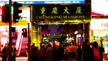 Chungking Mansions by frosted-witch