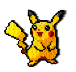 #025 - Pikachu II by Aenea-Jones