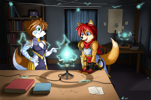 A Lesson in Lightning by Atticus-Kotch