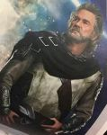 First Look at Kurt Russell as Ego in GOTG Vol. 2! by Artlover67