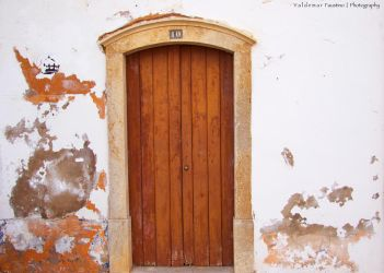Doors of Portugal 6 by Val-Faustino