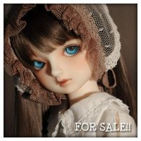 FOR SALE VOLKS SDM SDMidi Chloe HEAD $450 by fransyung
