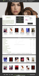 Coppermine Gallery Theme for Dualipahq.fan.pw by ErikaMDesign