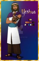 Yeshua (2017 Design) by ChineseLung