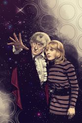 Third Doctor by Claudia-SG