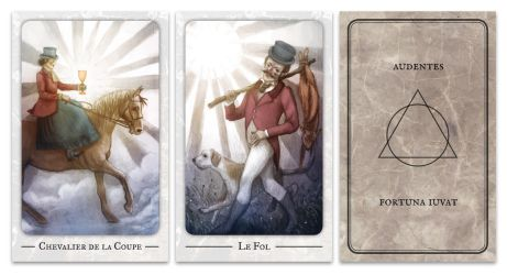 Tarot cards by Ecthelion-2