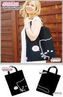kyaaa.biz Bag - Cat by shiricki