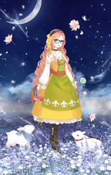 Love Nikki Charaoutfit 198 by MoonAngelAlicia1995