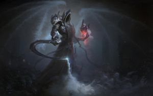 Mathael reaper of souls by timens