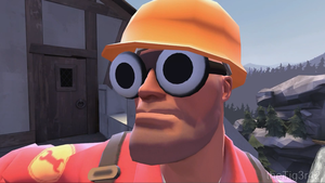 Engie O_O by theTig3r42