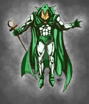 The Spectre Of Doctor Strangefate by RCarter