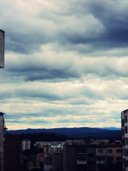 Clouds over Bulgaria by Rochellkaa