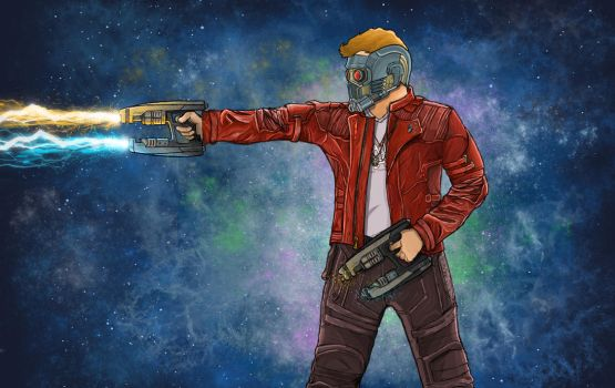Star-Lord [GoTG2] by LPSoulX