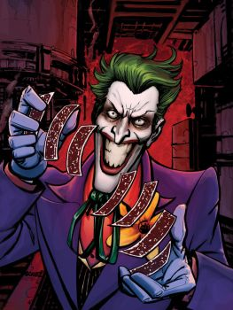 A Joker in the Deck by TheGraphicNovelist