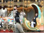 The carousel and the weirdo by amitm123