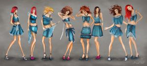 Fashion Collection by BasakTinli
