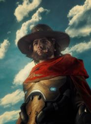 Mccree by shimyrk
