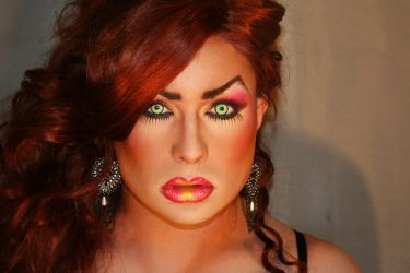 Madd Red by Zeiran