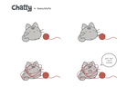 Chatty #47 by Daieny