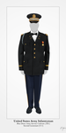Dress Blue ASU - US Army by graphicamechanica