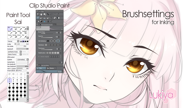 Brushsettings CSP x PTS by Lukiya