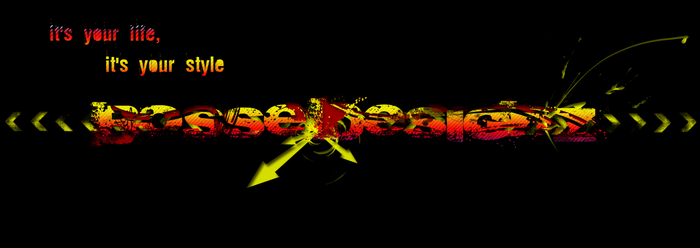 Bosse DesigNz Text ARt by RaySpoint