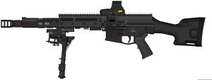 Snipes Armory Sx LMG by PMGSnipes