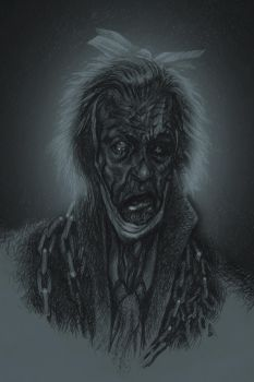 Jacob Marley by Harnois75