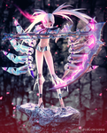 white rock shooter by tetsuok9999